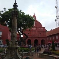 Kirche in Melaka