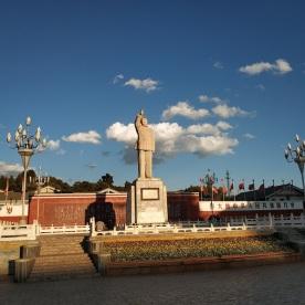 Mao in Lijiang