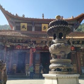 Huating Tempel