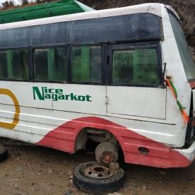 Nicht unser Bus :-)