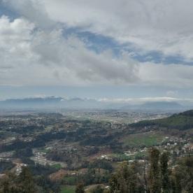 Blick übers Kathmandutal