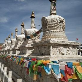 vor dem Dazhao Tempel