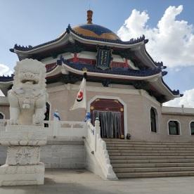 Dschingis Khan Mausoleum