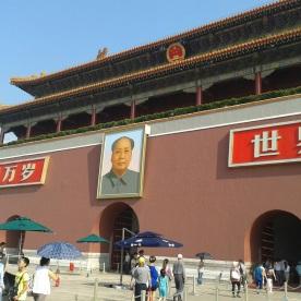 Tian'An Men - Tor des Himmlischen Friedens