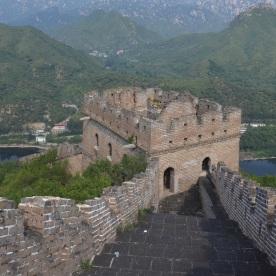 Mauer bei Huanghuacheng