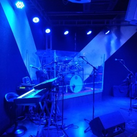 Bühne der Feelingbar