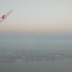 Shanghai Tower 632m hoch